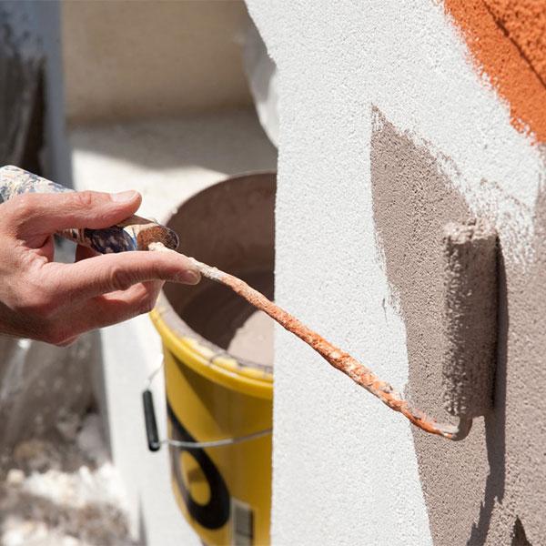 easyMaler Fassadenanstrich