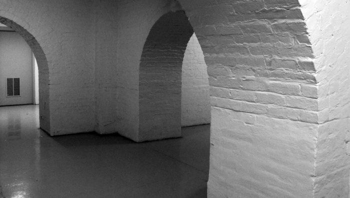 Kellerräume weiß